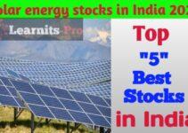 Solar Energy Stocks in India 2020 |Full genuine Details