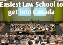 Easiest law school to get into Canada | Best & creative 10 school